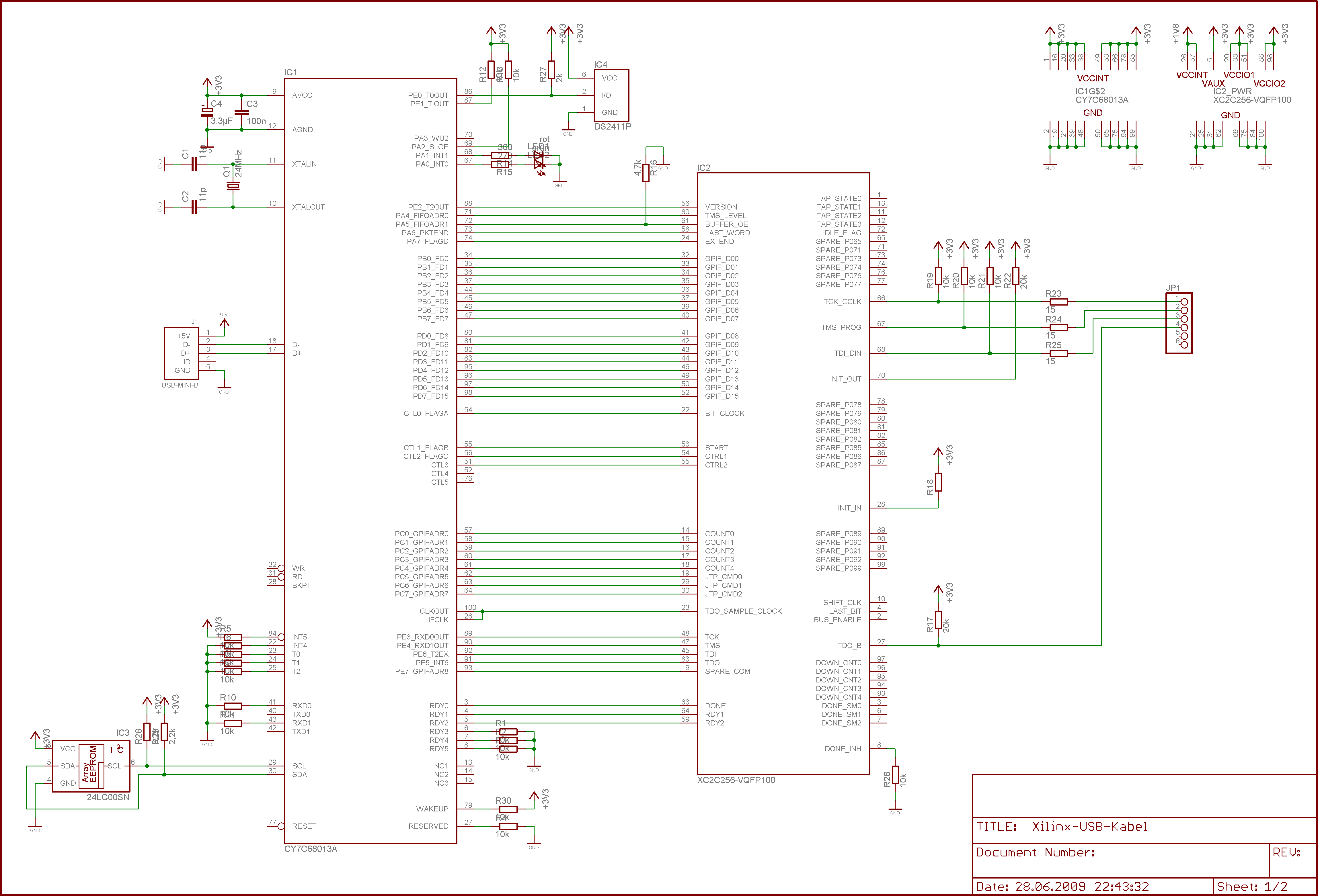 xilinx usb schematic jetzt verf gbar mikrocontroller net rh mikrocontroller net Coax Cable Caddy I2C Cable Smart