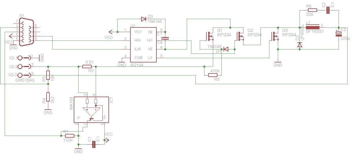 MPPT (Maximum Power Point Tracker) für Solarmodule - Mikrocontroller.net