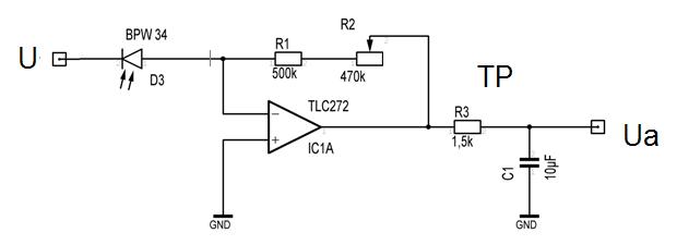 Chopper Verstärker - Mikrocontroller.net