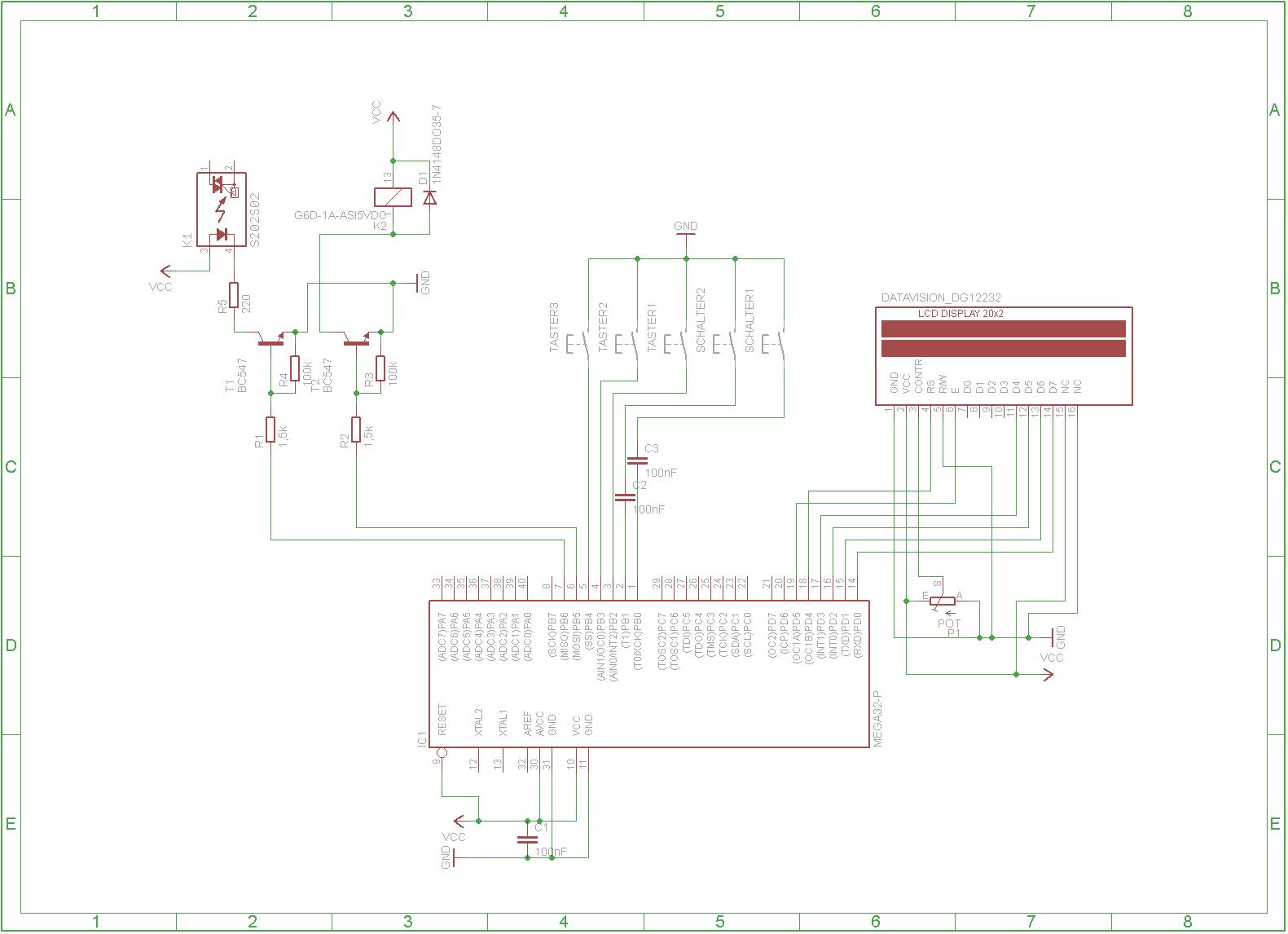 Tolle 24v Relais Schaltplan Galerie - Elektrische Schaltplan-Ideen ...