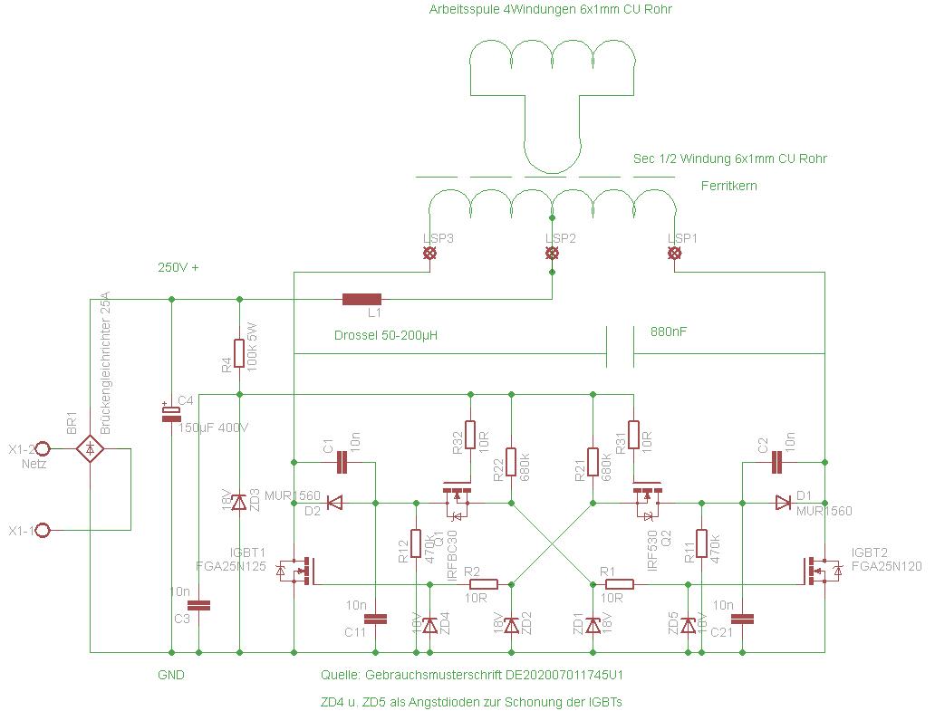 сварочный инвертор схема - Схемы.
