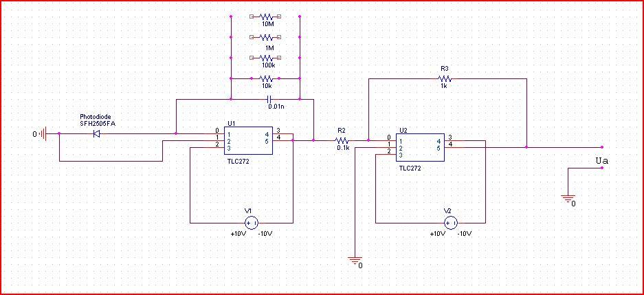 Temperaturmessung mit IR-Photodioden - Mikrocontroller.net