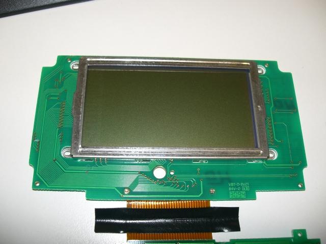 Unbekanntes Lcd Display Ansteuern Mikrocontroller Net