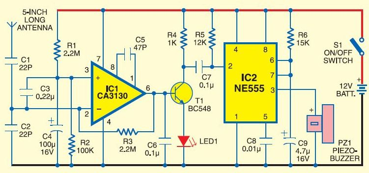 Arduino cell phone jammer | Mini Portable Cell Phone Jammer(CDMA,GSM,DCS,PHS,3G