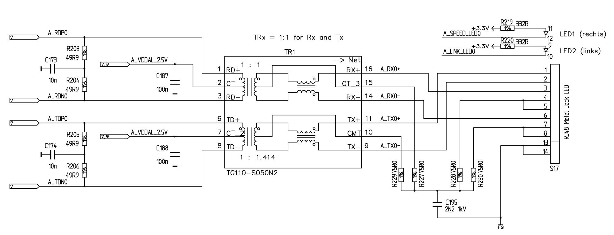 Berühmt Ethernet Rj45 Schaltplan Fotos - Elektrische Schaltplan ...