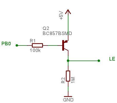 Npn transistor as inverter 28 images transistor logic for Transistor inverseur