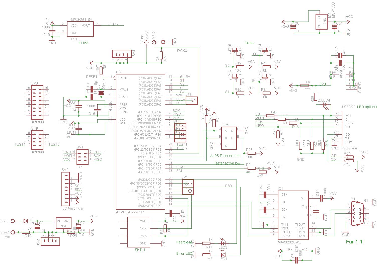 MMC/SD-Karte mit FAT16 an AVR - Mikrocontroller.net