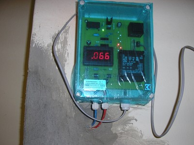 Trockenlegung Mittels Elektro Osmose Moglich Mikrocontroller Net