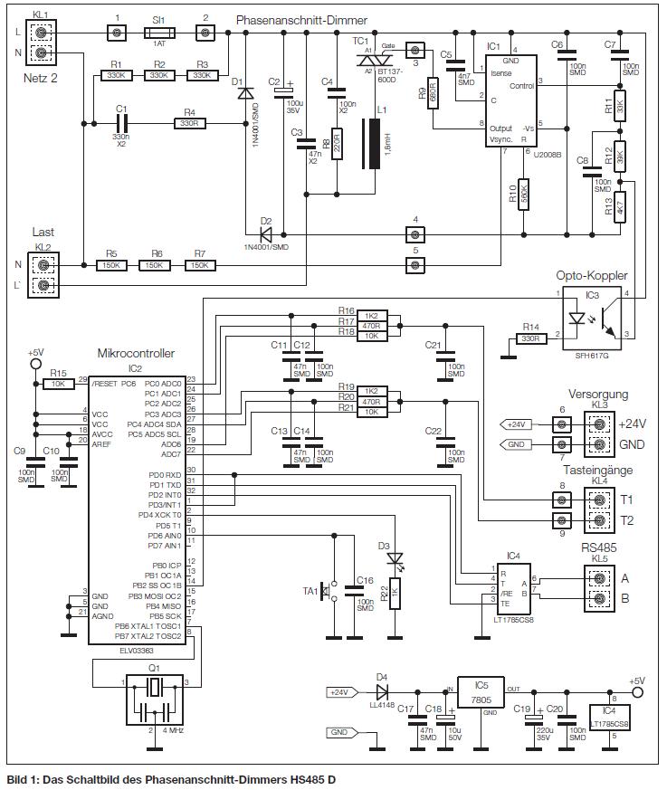 Fantastisch Einphasige Wechselstrommotorsteuerung Zeitgenössisch ...
