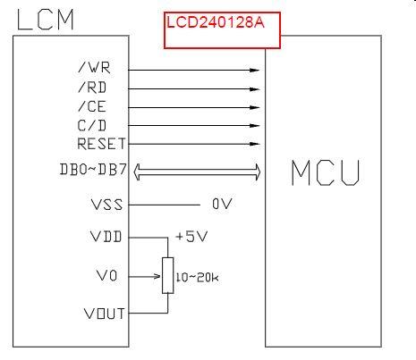 GLCD Hookup Guide-AT89S