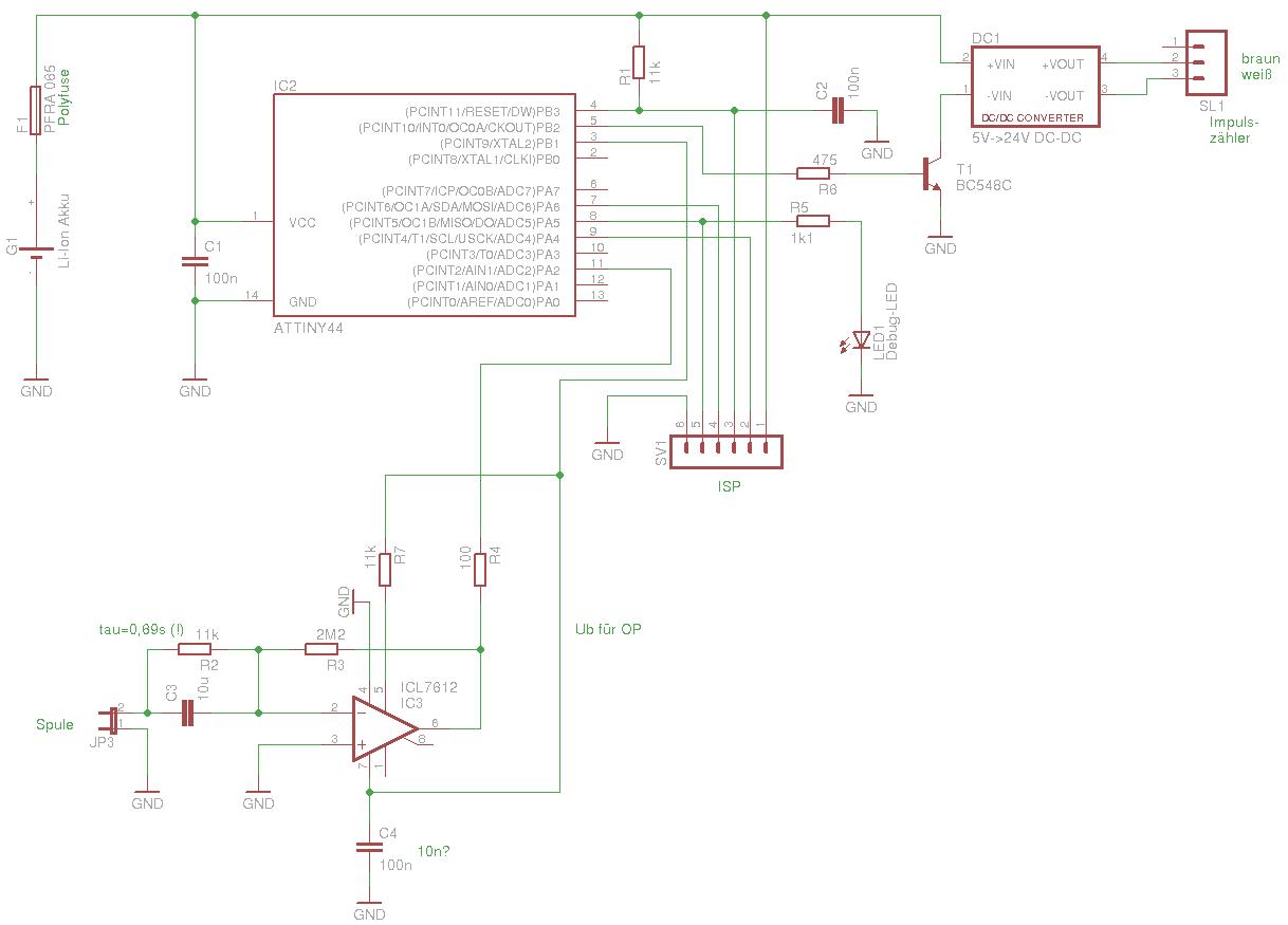 Toastbrote zählen - Mikrocontroller.net