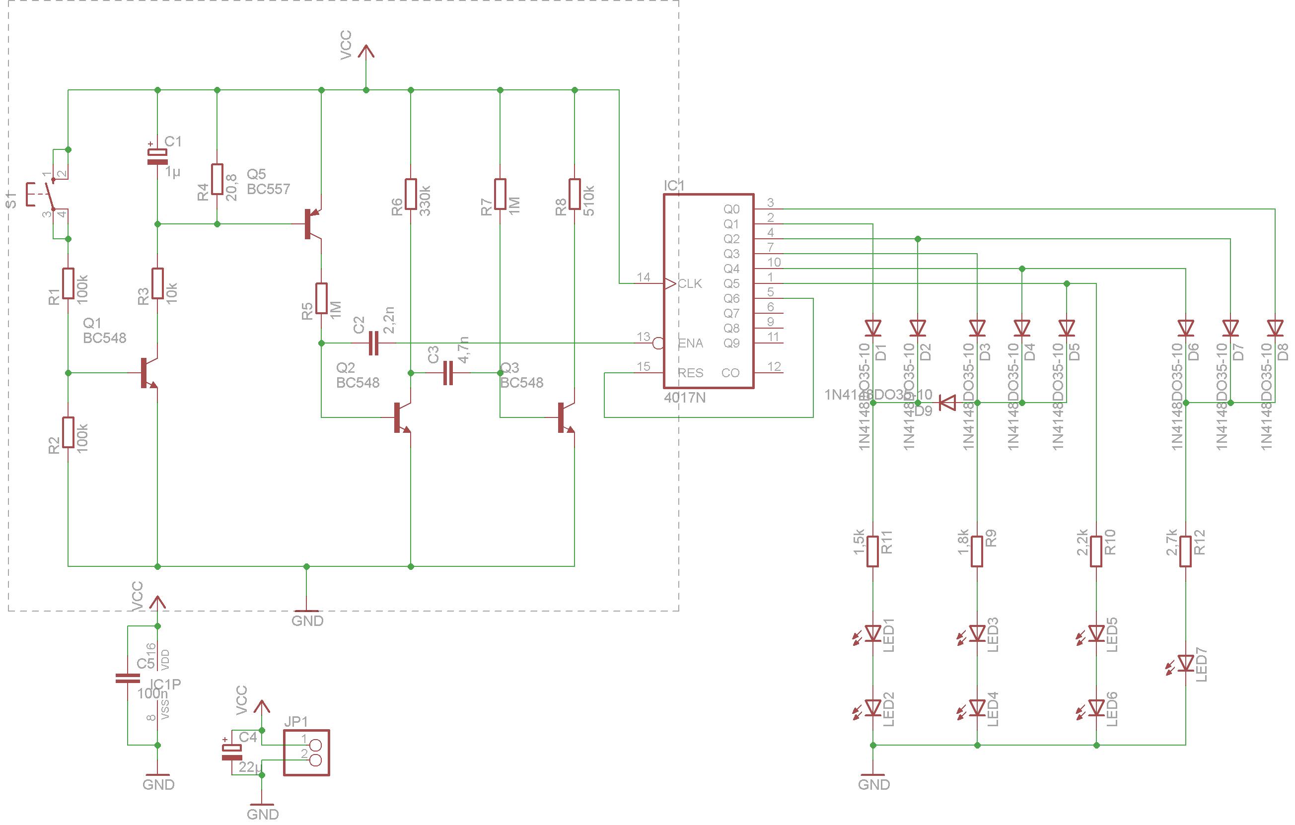 elektronischer w u00fcrfel