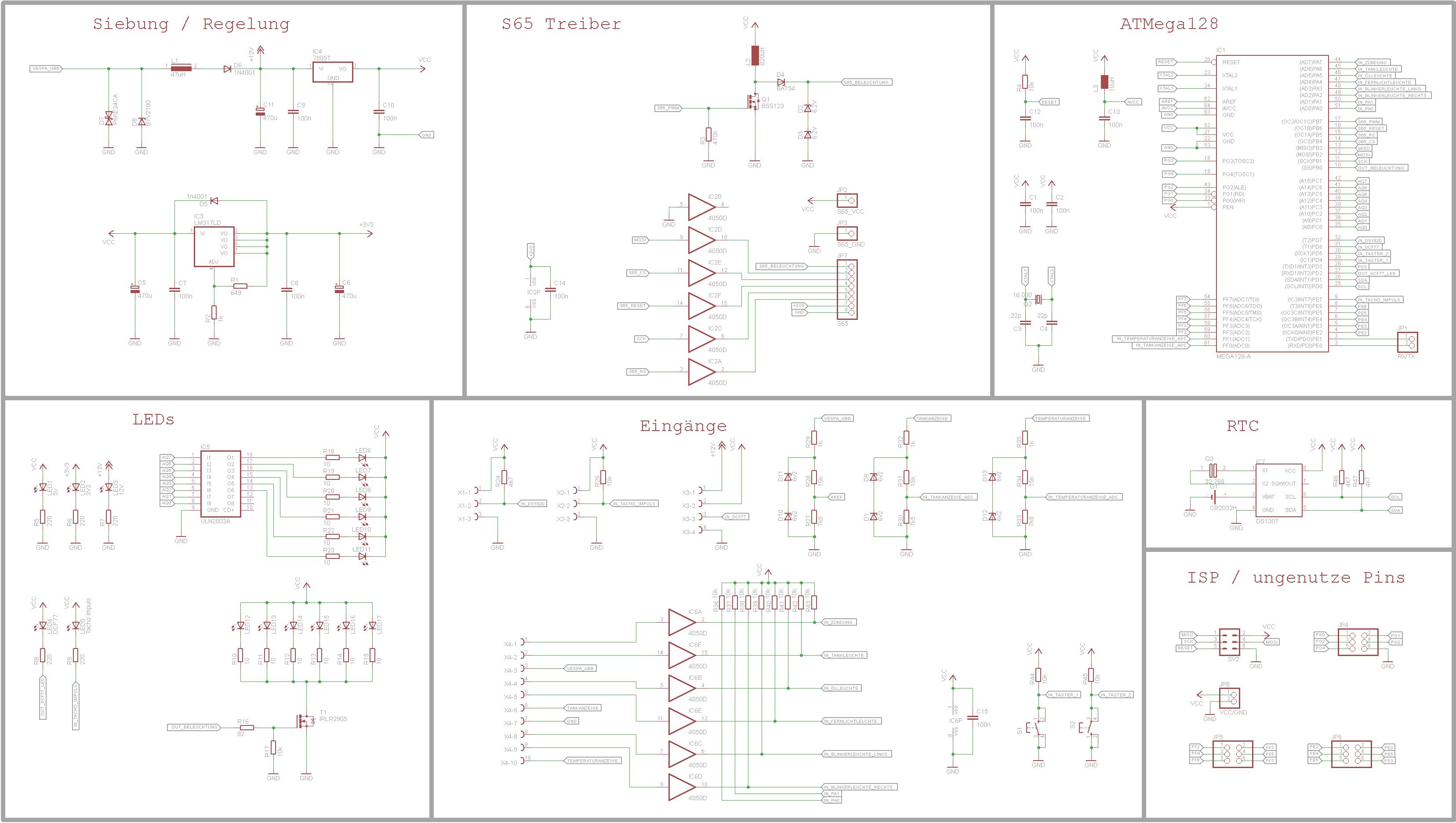 Großartig Schaltkreise Projekt Bilder - Die Besten Elektrischen ...