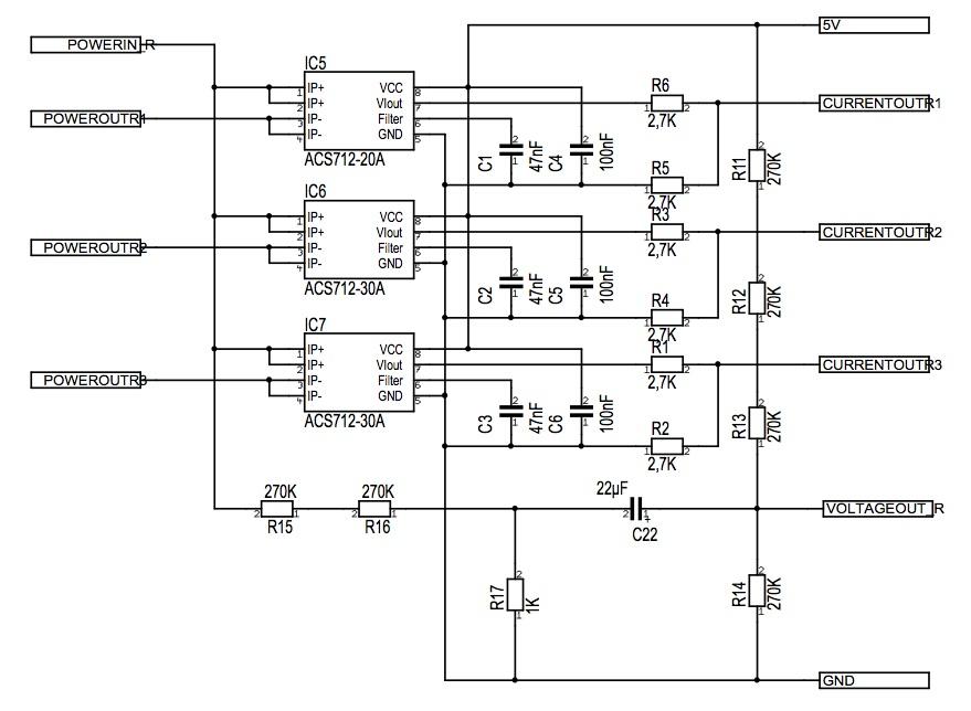 energy meter mit ade7769 - avr