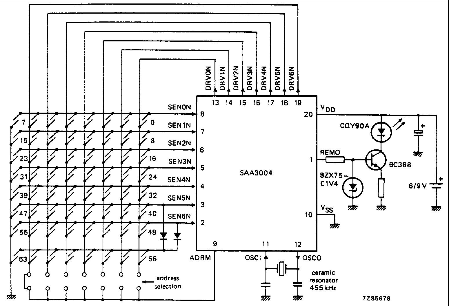 Gemütlich Fertig Remote Schaltplan Galerie - Elektrische Schaltplan ...