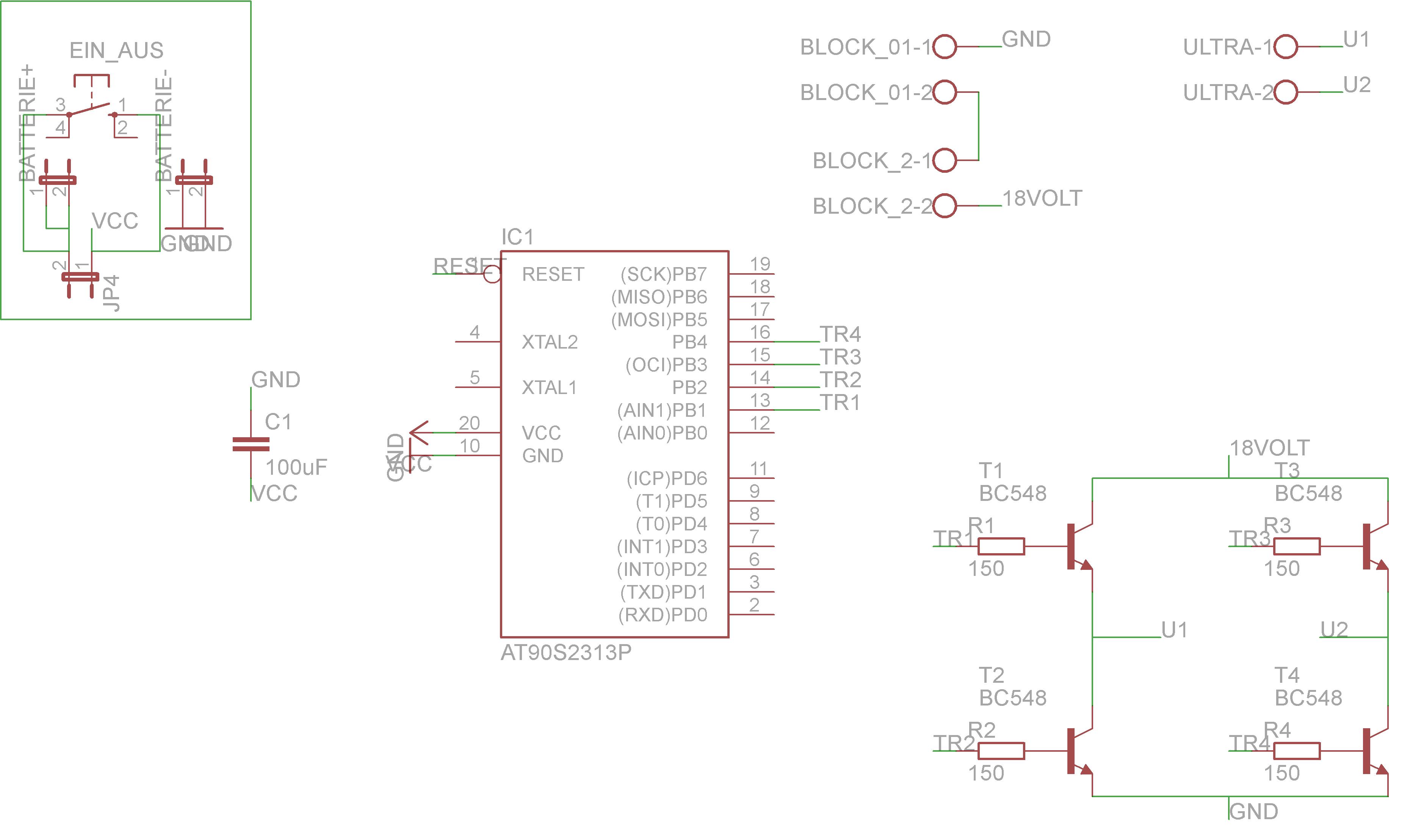 Verstärkerschaltung mit H-Bruecke - Mikrocontroller.net