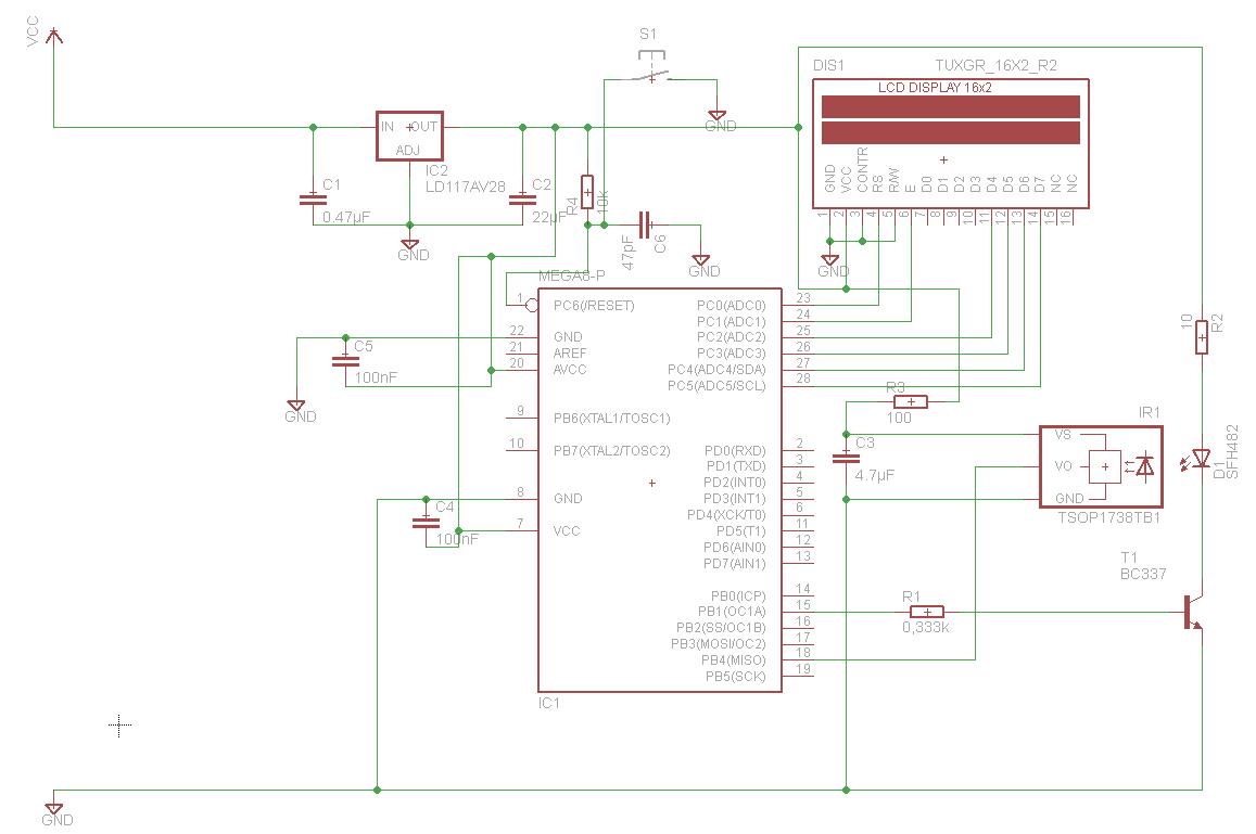 IR- Lichtschranke, Reichweite verbessern - Mikrocontroller.net