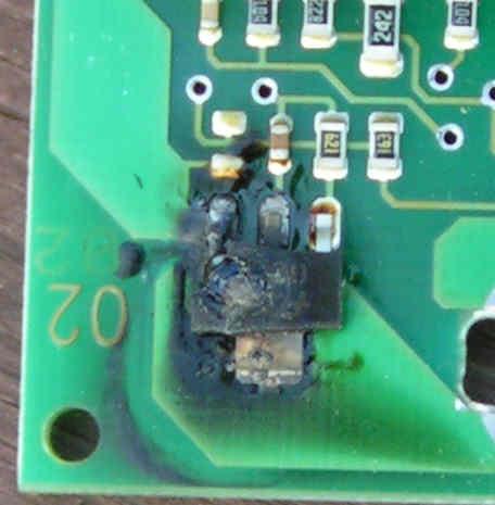 Display Beleuchtung | Defekte Displaybeleuchtung Opel Astra Mikrocontroller Net
