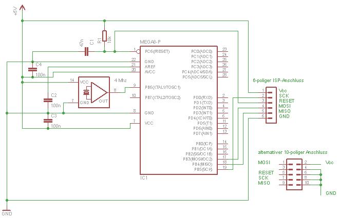 AT ATMEL-ICE-BASIC ISP, PDI, JTAG