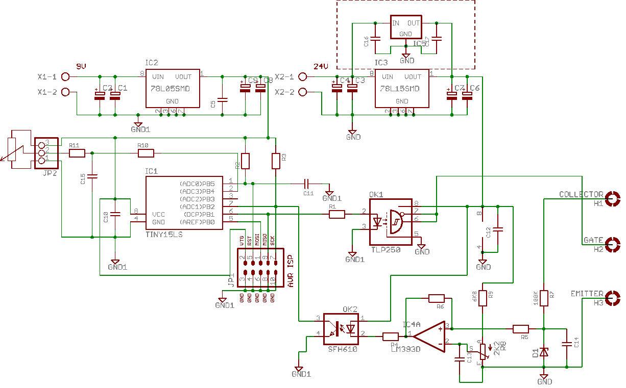 gokart_schematic Quad Schematic on