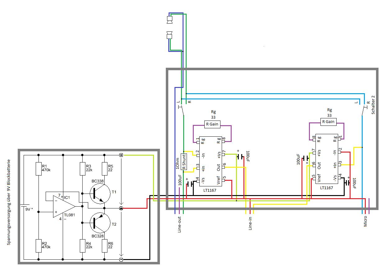 Fein 4 Runder Anhängerschaltplan Fotos - Elektrische Schaltplan ...