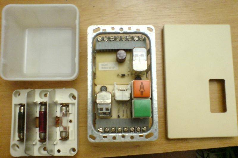 Zettler Lichtruf installation Anleitung gesucht - Mikrocontroller.net