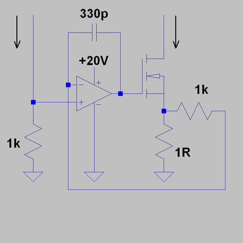 LM324 single version - Mikrocontroller net