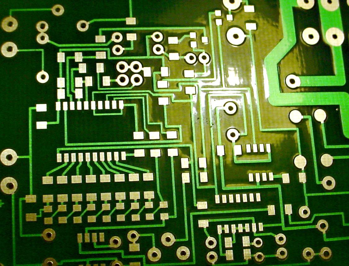 Ätze Platine für Dich - Mikrocontroller.net
