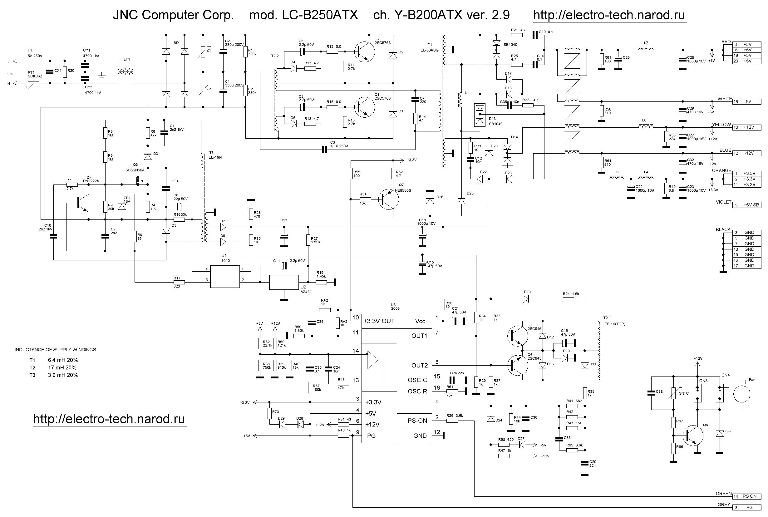 Basteln Am Atx Netzteil Mikrocontroller Net