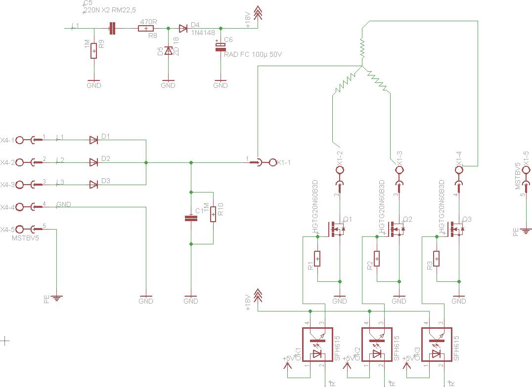 3 Phasen Motorsteuerung am Lichtnetz - Mikrocontroller.net