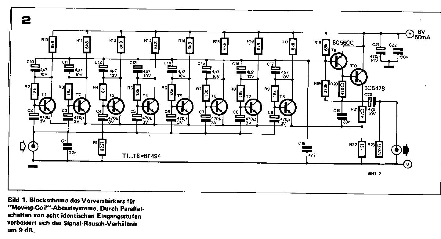 Elektor Vorschau 15 W Verst 228 Rker Nur Aus Opv 180 S