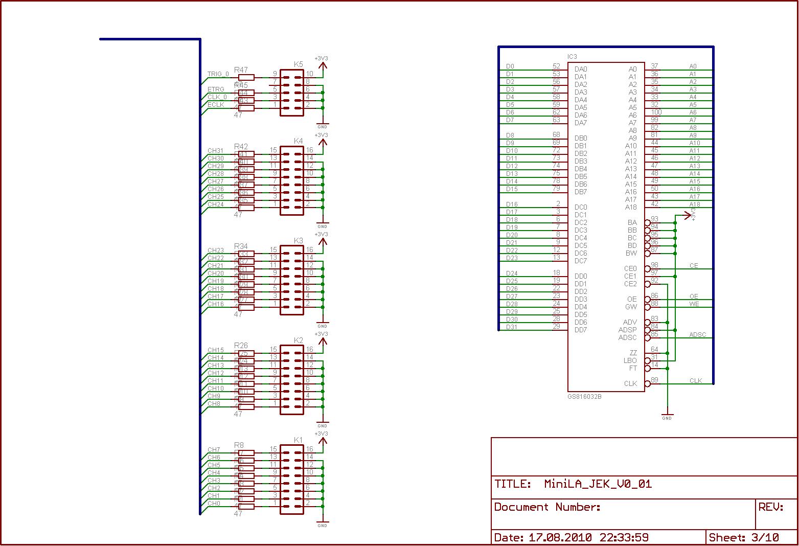 MiniLA Version MockUp - Mikrocontroller.net