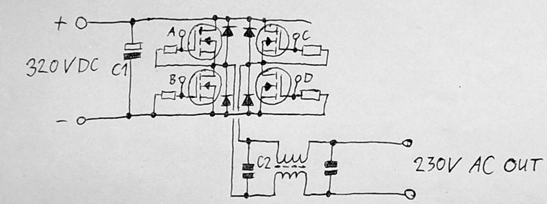 Frage zu Wechselrichter - Mikrocontroller.net