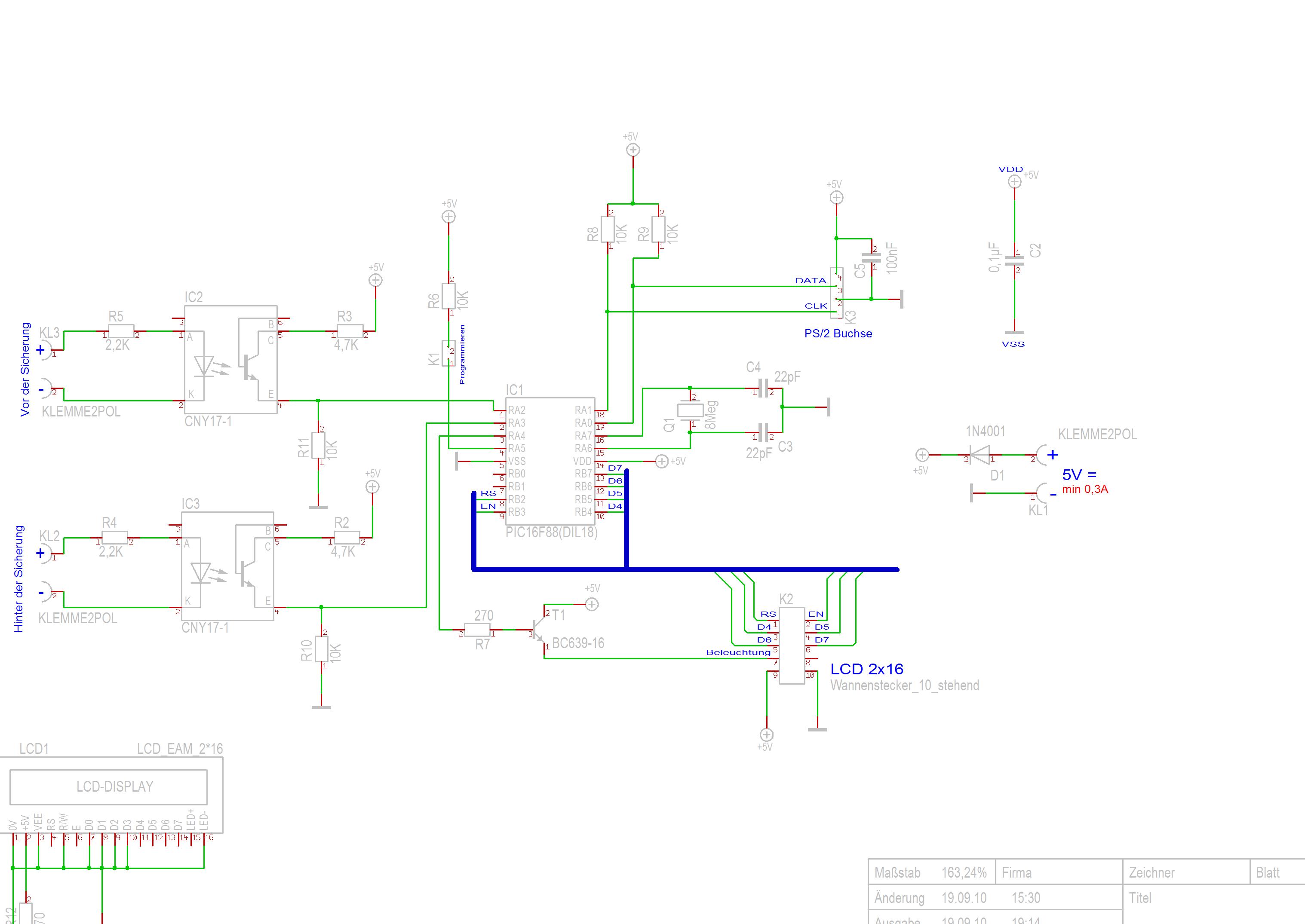 PIC Programmieren - Mikrocontroller.net