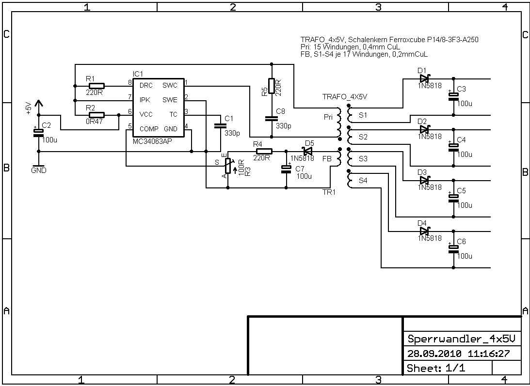 Descielectronics Faq V307 Stand 672017 Rimu Schematic