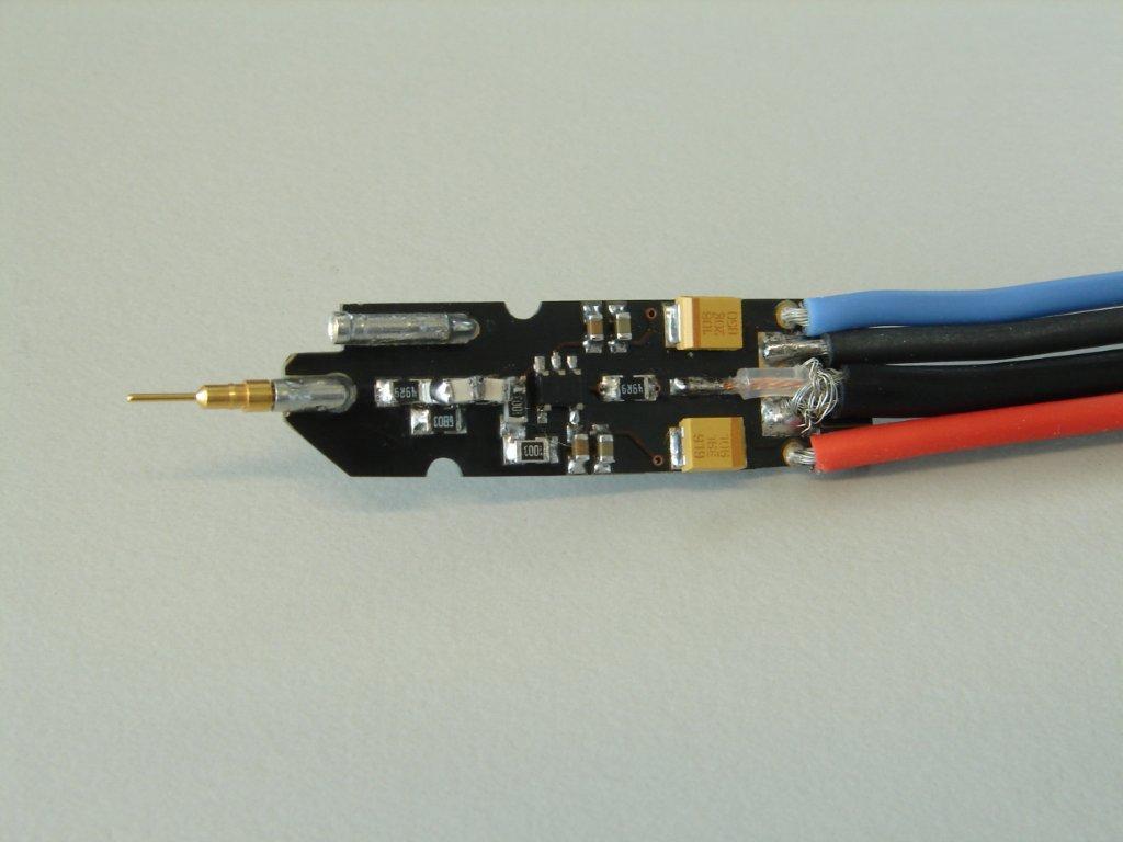 Спасибо, поизучаю.  Вот самая вменяемая, из попадавшихся мне, попытка сделать 500-МГц... http...