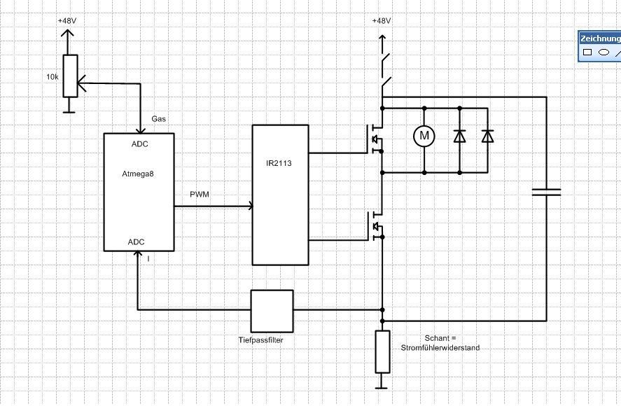 Elektromotor Steuergerät - Mikrocontroller.net