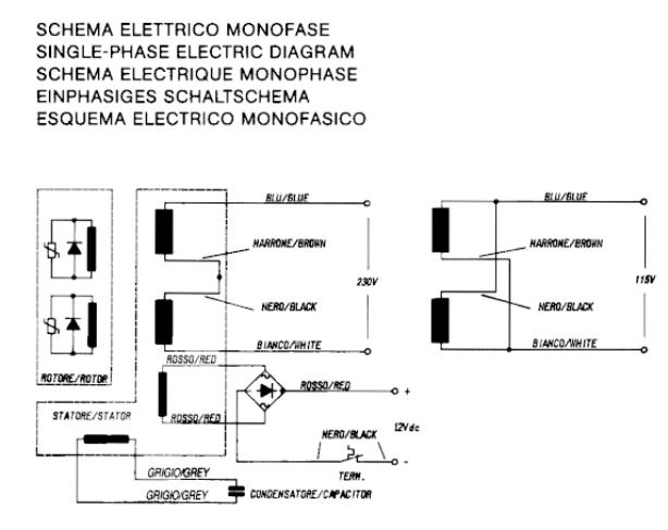 3kw Stromerzeuger hat keine Ausgangsspannung - Mikrocontroller.net