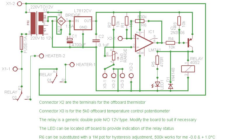 Temperaturschalter mit einem PT100 - Mikrocontroller.net