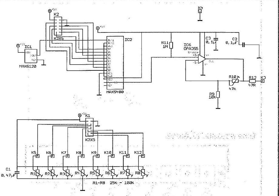 pt100 an microcontroller. Black Bedroom Furniture Sets. Home Design Ideas