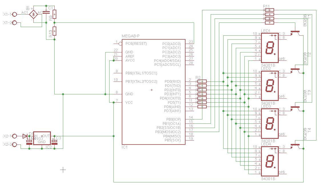 Voltmeter Software! - Mikrocontroller.net