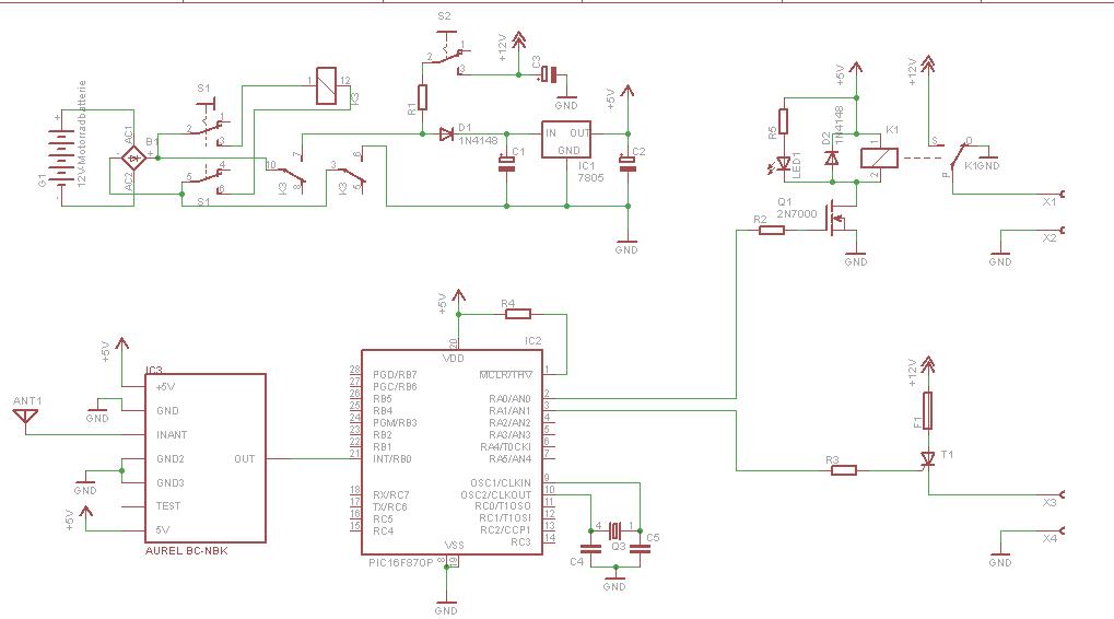 Fernzünder für Silvester - Schaltplan ok? - Mikrocontroller.net