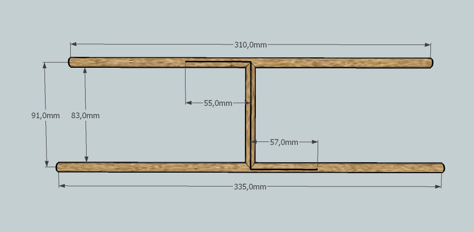 hb9cv antenne sind die ma e richtig. Black Bedroom Furniture Sets. Home Design Ideas
