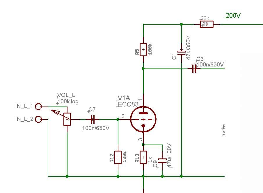 Ziemlich Einfacher Leuchtbalken Schaltplan Bilder - Die Besten ...