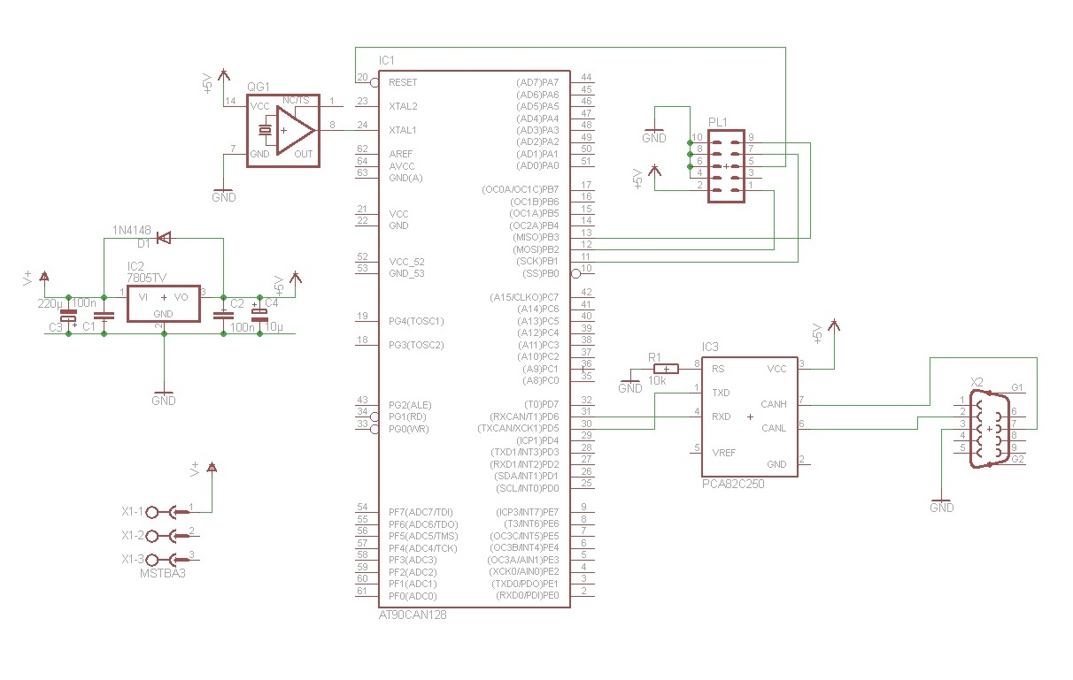 How Serial To Peripheral Interface Spi Woks together with En also B6 Cruise Control Retrofit additionally Intro 3 moreover 2j2a91. on can bus controller