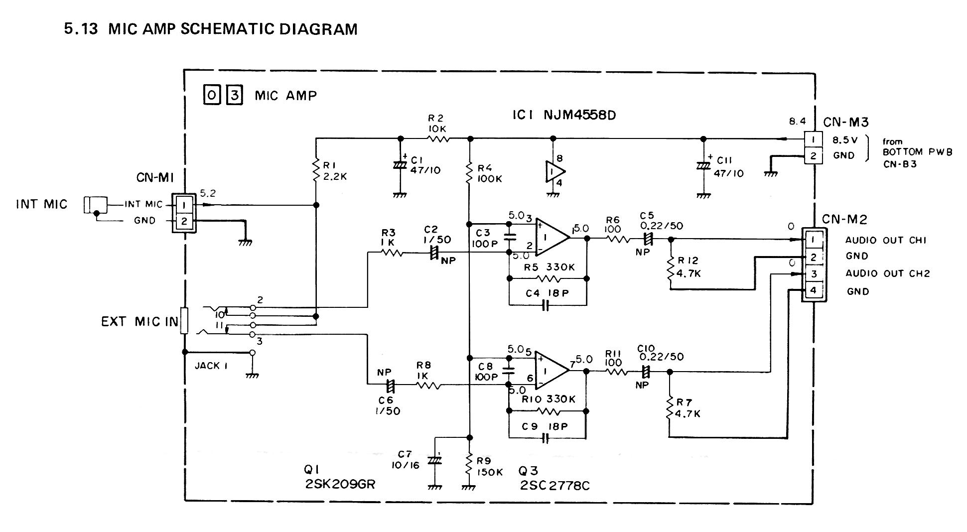 Elektret-Mikrofon Anschließen - Mikrocontroller.net