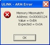 preview image for ULINK_ARM_Error.JPG