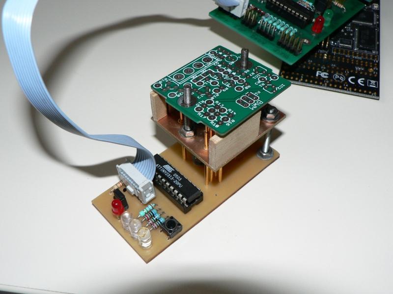 Programmier- und Testadapter für die Version 2.0