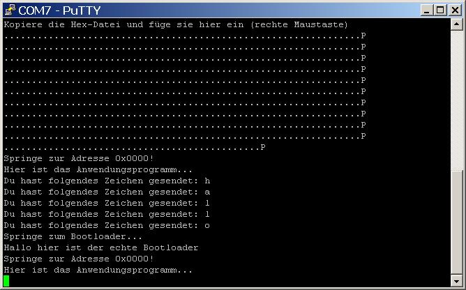 AVR Bootloader in C - eine einfache Anleitung – Mikrocontroller net