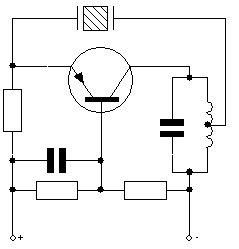 Quarz-Oszillator